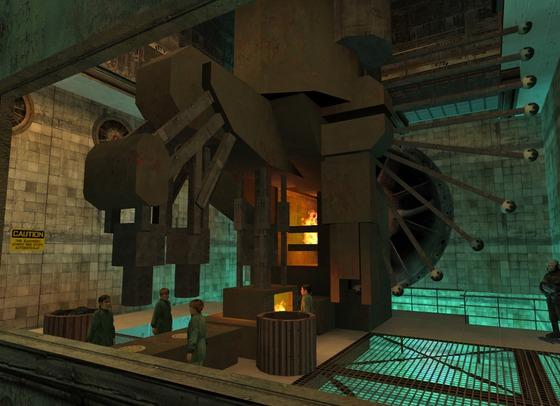 Half Life 2 is dark, but not as dark as THIS