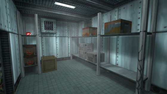 Finally getting around to finishing up the freezer section of the chapter. Then it shouldn't be too much longer till this chapter is done!