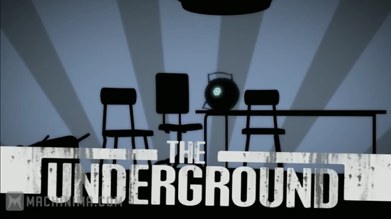 """Okay, I don't know if you knew that or not, but I just found out about it today. Anyone remember """"The Underground""""? The Underground is a video series animated by Gleb Lvov and formerly produced by Machinima. In it, there is a core called the Interview Core who hosts a talk show where """"the rejected are respected and the best-case has no place."""" It takes place in two forgotten locations within the Aperture Laboratories. Currently, there are six released episodes, and features a cast consisting of new cores, a turret band, the Mainframe and the Party Escort Bot. It started in 2011 and ended in 2012, but I just found out that it's back, with new visual effects, new voice actors, and new episodes to be made. If you like things about Portal or SFM, then I recommend you go to the burgerScum channel where you can watch all the episodes they have made.  https://www.youtube.com/c/burgerScum"""