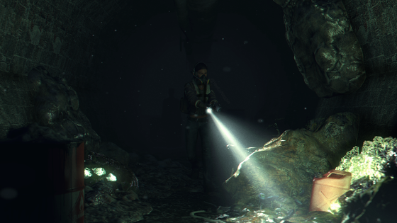 The Alyx Vance's Sewer Exploration