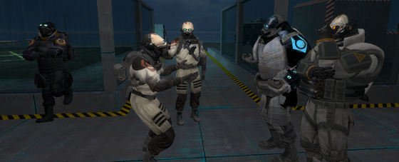 Grunt 1: WHAT DO YOU MEAN WE'RE NOT HUMAN!? Wallhammer: Mate, we're just not. APF: Jesus Christ.. Grunt 2: I don't get it, what don't you understand?? Ordinal: aaaaaaaaaaaaaaaaaaaaaaaaaaaaaaaa  Feedback is always welcome! :3