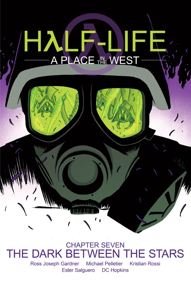 Please consider checking out our HALF-LIFE comic, A PLACE IN THE WEST, on Steam! The first chapter is free!  https://store.steampowered.com/app/466270/HalfLife_A_Place_in_the_West/