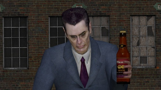 these are a few funny gmod images i have made a while ago, thought people would find them funny