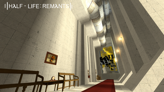 Here is the Consul's room in Remnants!