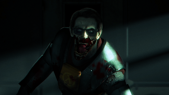 Zombie Willem D. Freeman - The No Free Will