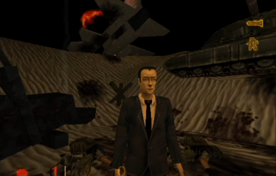 Maybe someone can share some light on this? Why were there HECU marines in Xen? I've read that it was suppose to be Earth, but Valve couldn't have more than one skybox since it was Goldsource in the OG. However, in the Half-life PS2 port (bottom one), Gearbox changed the skybox texture to black to fix this issue I'm guessing.   Anyways, I thought I could get some random answers since I just beat the PS2 Port and this thought of mine came back again. Originally, I like to have thought some of the HECU Marines invaded Xen or they just got teleported there... or maybe they aren't actually there.