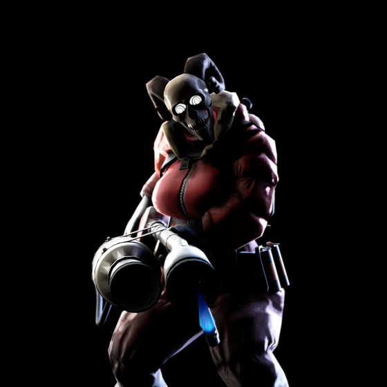 #TF2 I posted this to twitter too, I love this new cosmetic.