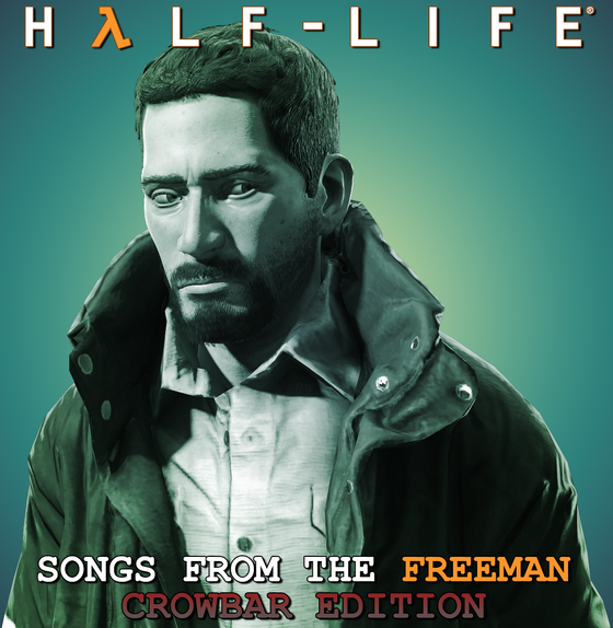 Part 2 on some of the half-life art I made