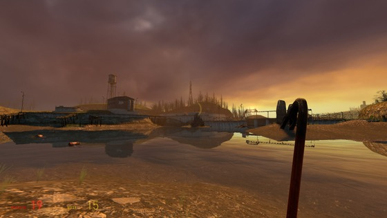 Half-life 2 update and it's beauty