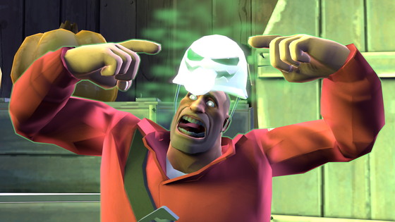 #tf2 in the spooky season spirit, I've now haunted the Soldier from Team Fortress 2  https://twitter.com/RealRandomCuts/status/1448738979239583748 also posted it here