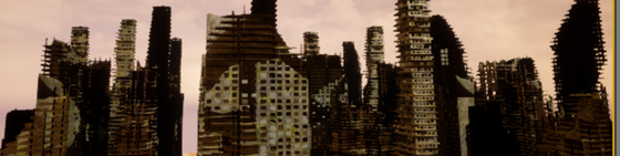 Welcome to chicago, home of the antlions and headcrabs. population 0...I think. (This is another teaser for my pre pitch era thingy)