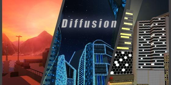 Diffusion mod for Half-Life