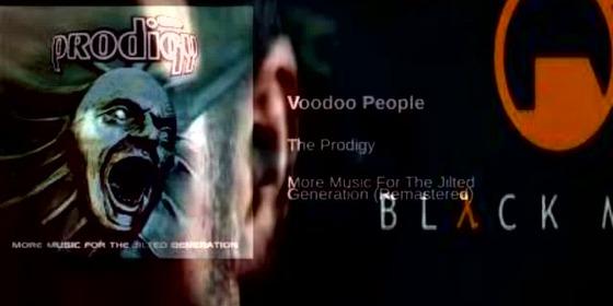 Voodoo People Hostiles Mashup - RaveDJ